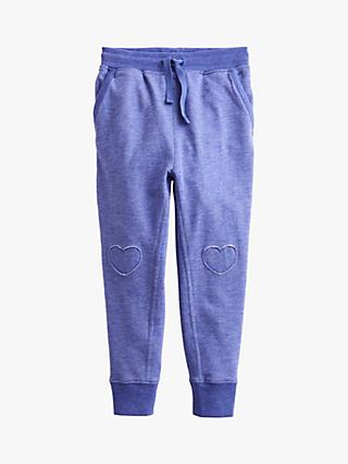 crewcuts by J.Crew Girls Heart Knee Joggers, Purple