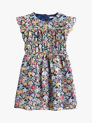 crewcuts by J.Crew Girls' Elsa Dress, Multi
