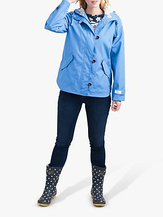 Joules Coast Hooded Waterproof Jacket