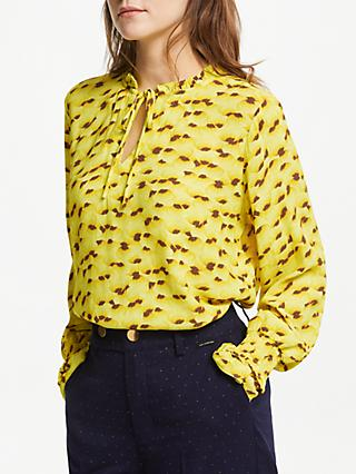 415c58f5b5a362 Tie Neck | Women's Shirts & Tops | John Lewis & Partners