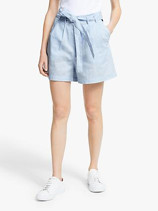 Numph Kristin Shorts, Placid Blue