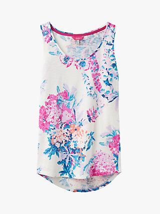 3508b34bbc8f2 Joules Cotton Floral Vest
