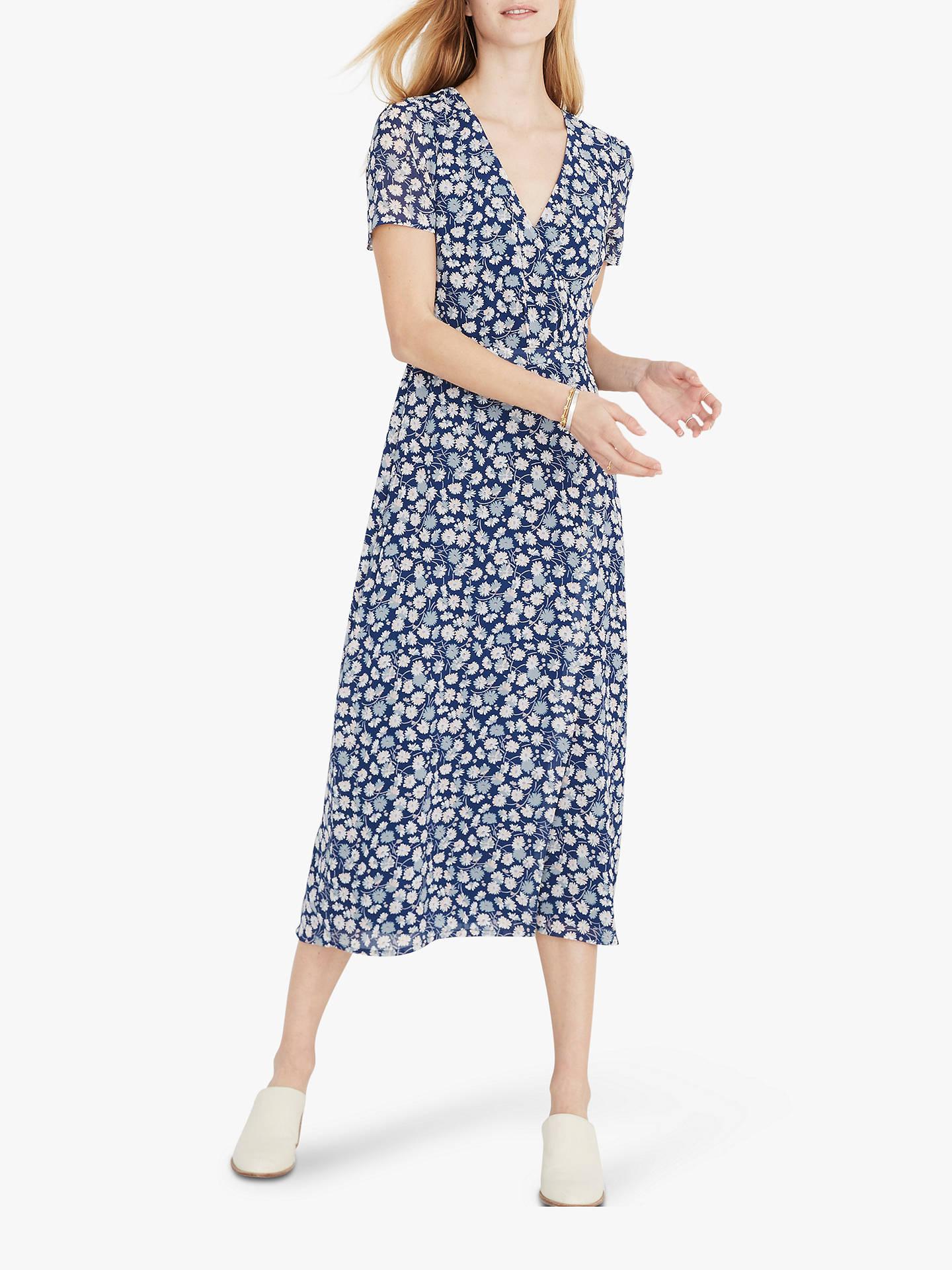 37e583fa232 Buy Madewell Seattle Wrap Midi Dress