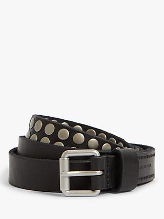 983f93a211e AllSaints Zephyr Leather Belt