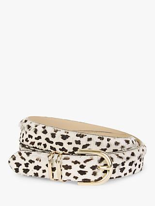 286c9e6d3e0 Hobbs Helena Leather Belt
