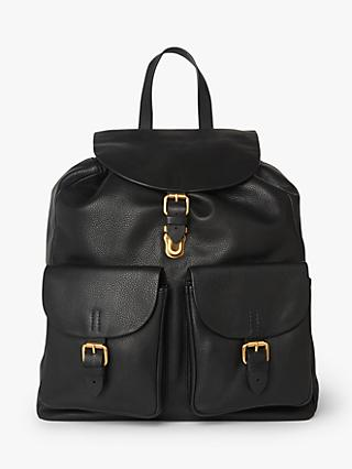 fa4234b38f05 L.K.Bennett James Leather Backpack