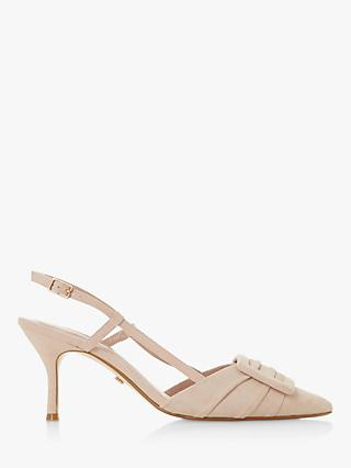 Dune Daena Pointed Slingback Shoes