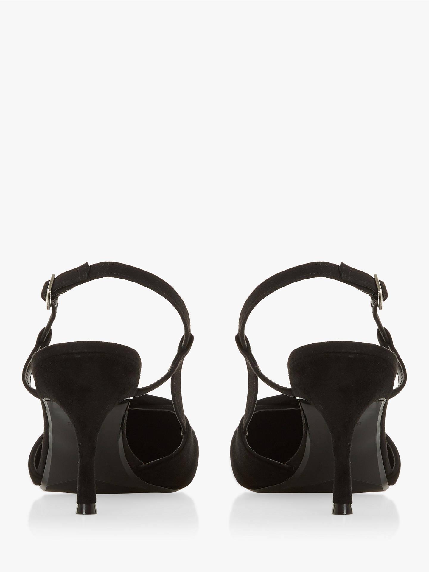 c54b3c73903 Dune Daena Pointed Slingback Shoes at John Lewis   Partners