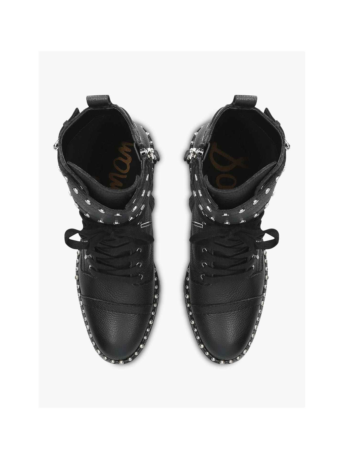 d023be01abab3 ... Buy Sam Edelman Jennifer Stud Lace Up Boots