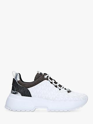 bc836dbf7565 MICHAEL Michael Kors Cosmo Logo Lace Up Trainers