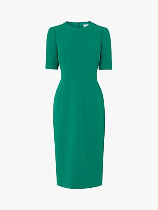 L.K.Bennett Elene Shift Dress, Malachite