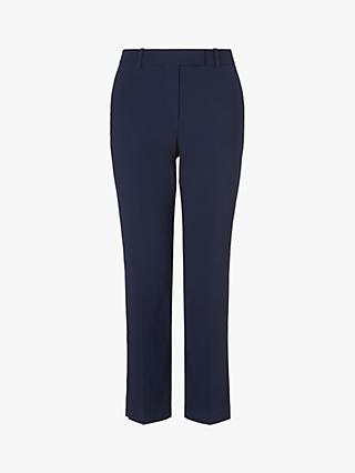 L.K.Bennett London Trousers, Navy