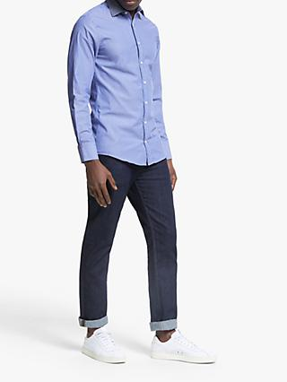 da9622eeef4 Tiger of Sweden Fridolf Stripe Shirt, Blue