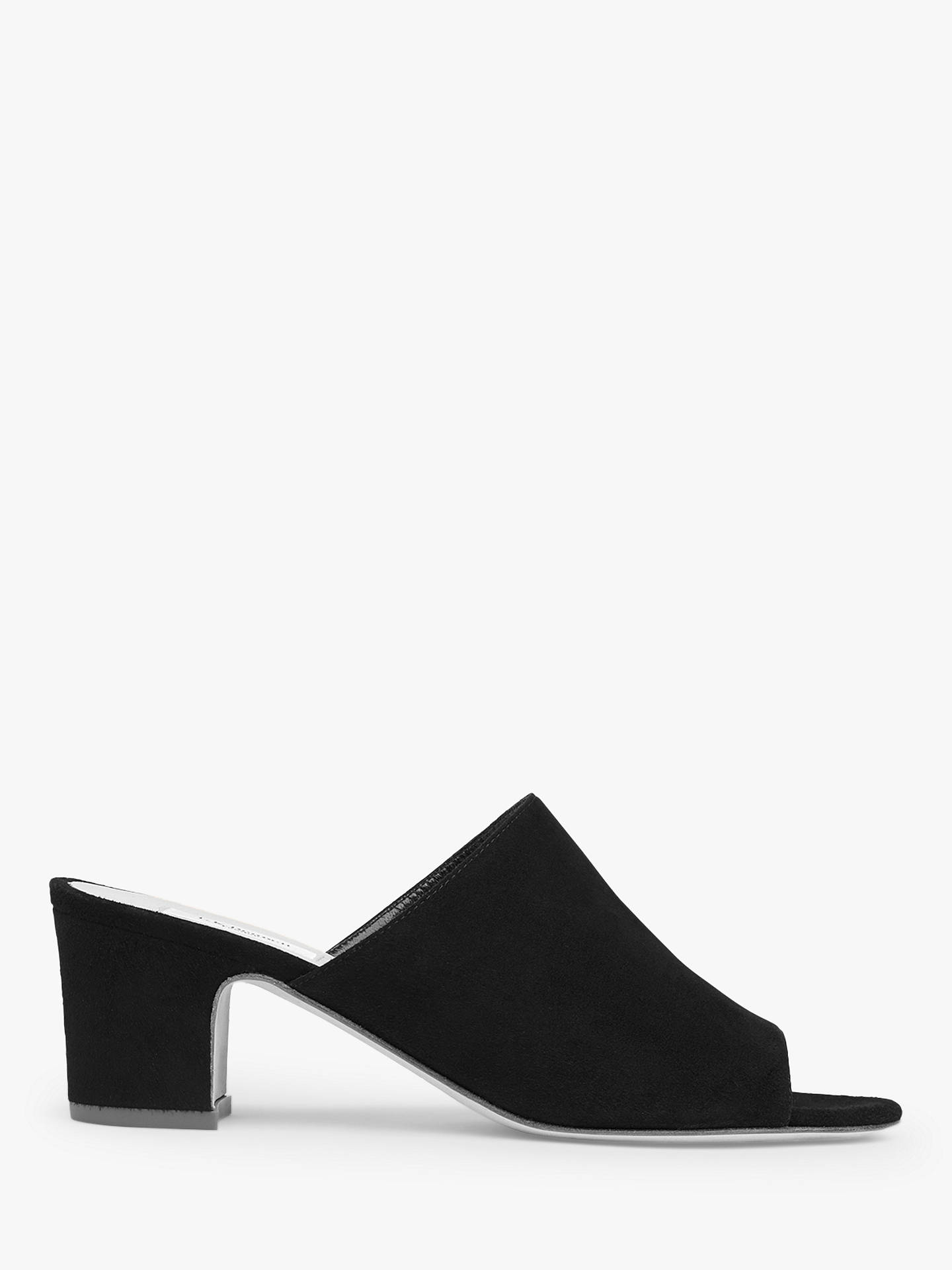 new With Tags 9.5 Open Toe With Block Heel Mules Sz Sophisticated Technologies