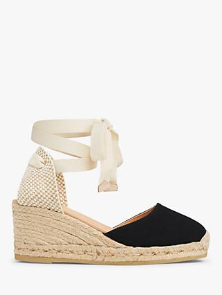 L.K.Bennett Maureene Wedge Heel Sandals