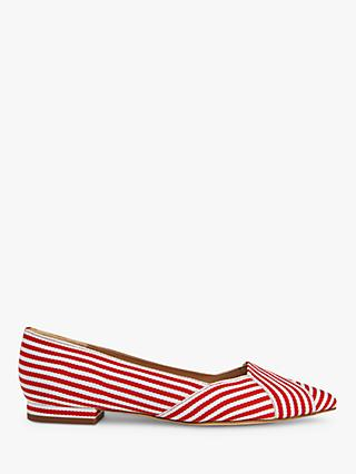 8221862b7bfa L.K.Bennett Savannah Flat Court Shoes