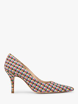 L.K.Bennett Harmony Pointed Toe Court Shoes, Multi