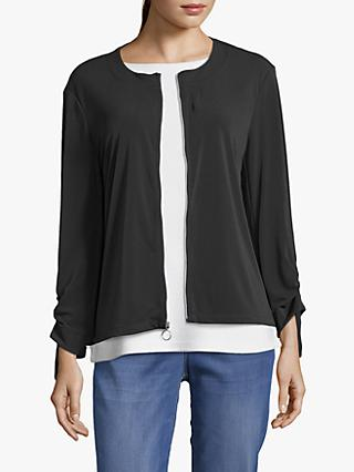 Betty Barclay Blouson Jacket, Black