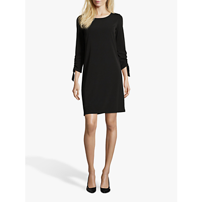 Betty Barclay Round Neck Jersey Dress, Black