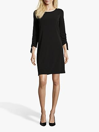 Betty Barclay Round Neck Jersey Dress, Black