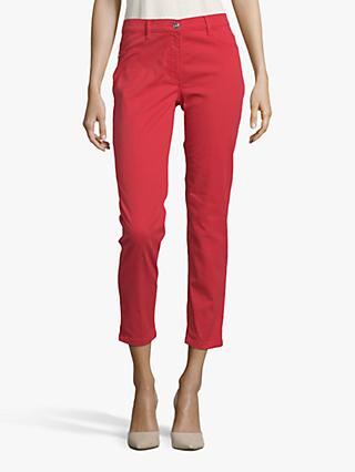 Betty Barclay Slim Fit Jeans, Hibiscus Red