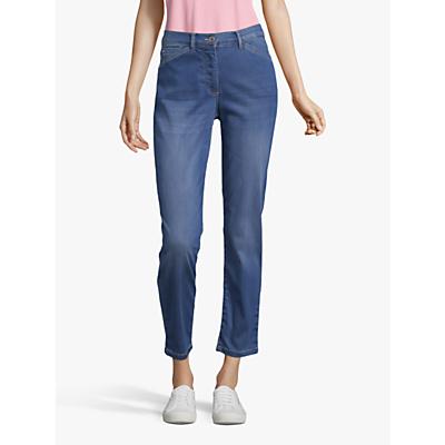 Betty Barclay Slim Fit Jeans, Blue Denim