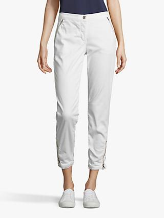 Betty Barclay Cropped Jeans, Bright White