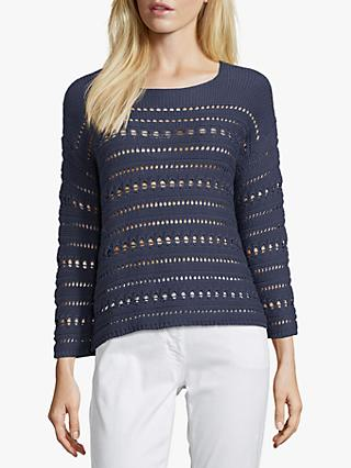 Betty Barclay Crochet Knit Jumper
