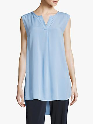 Betty Barclay Sleeveless Tunic Dress, Placid Blue