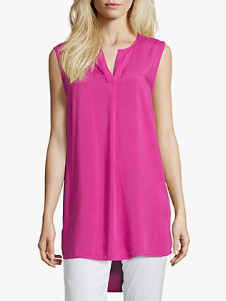 Betty Barclay Sleeveless Tunic Dress, Raspberry Rose