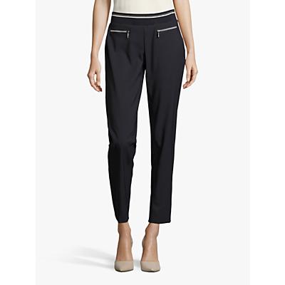 Betty Barclay Sporty Trousers, Dark Sky