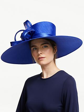 ca3c9957de22a1 John Lewis & Partners Tanya Wide Brim Occasion Hat