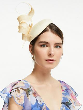 John Lewis & Partners Diana Dimensional Loop Fascinator