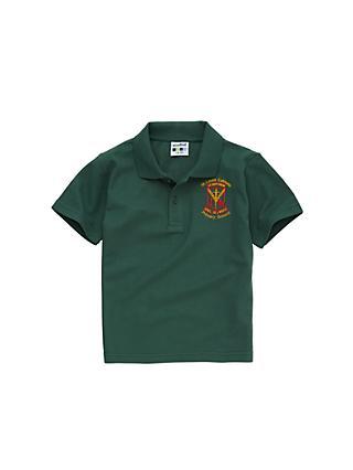 7013e330648 St Louis Primary School Boys' Summer Polo Shirt, ...