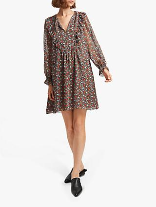 French Connection Eden Georgette Dress
