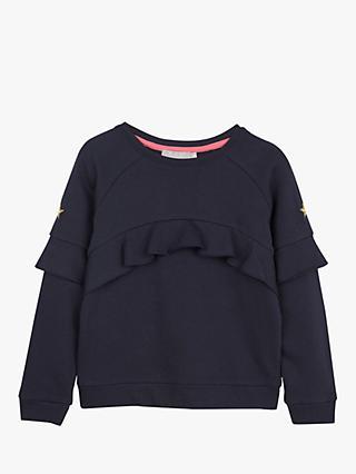 9842ae3426ed Mintie by Mint Velvet Girls  Ruffled Sweatshirt