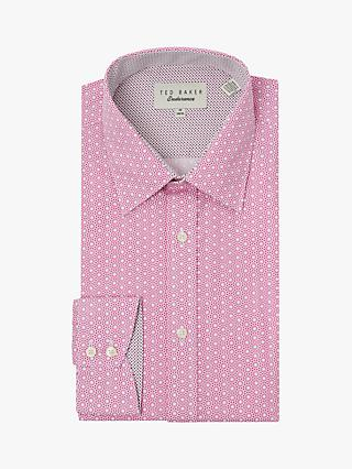 Ted Baker Angalsq Floral Spot Shirt