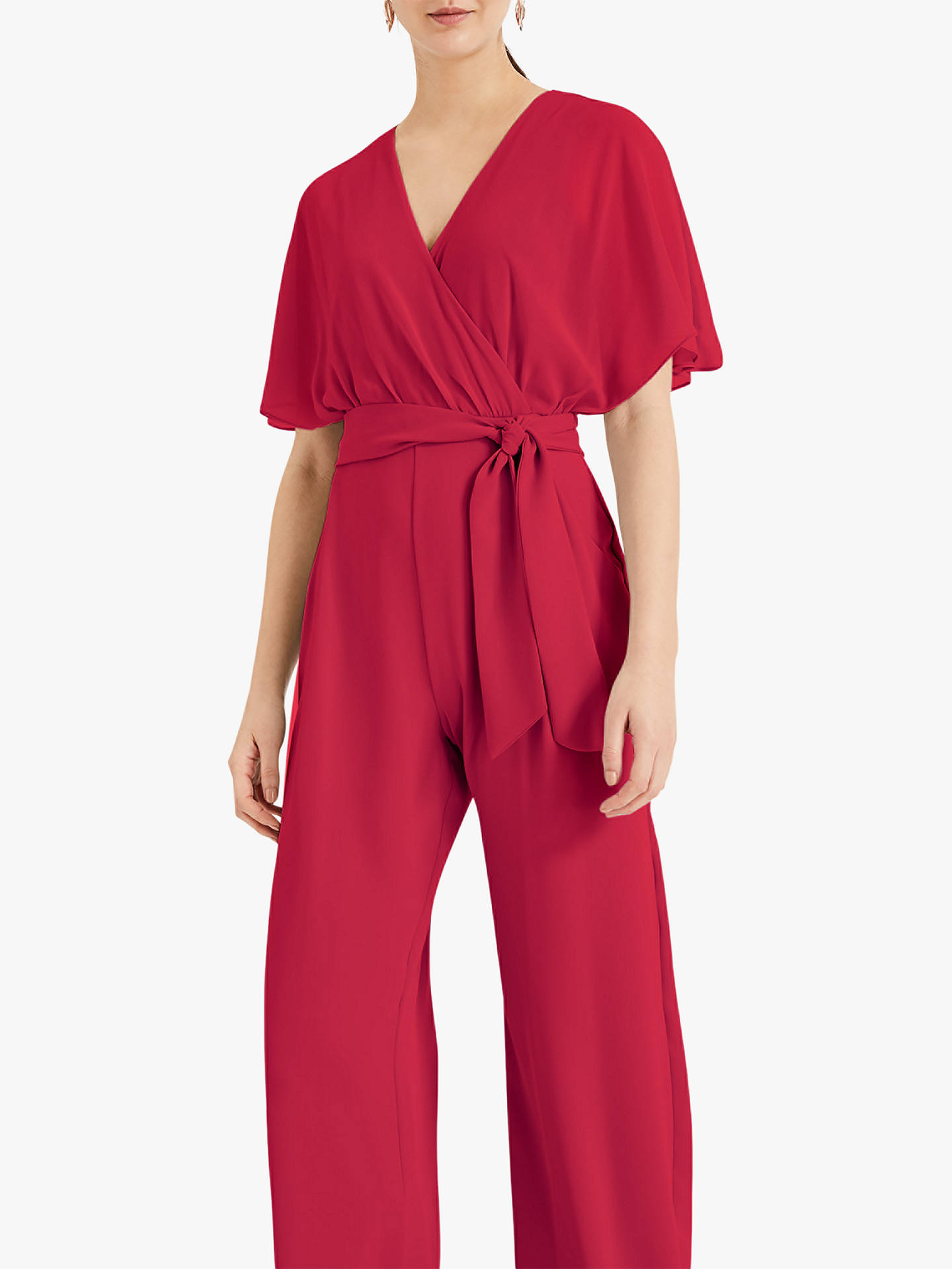 ab132a5b733 ... Buy Phase Eight Munroe Batwing Tie Waist Jumpsuit