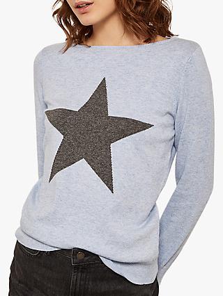 aa649c291 Mint Velvet Star Jumper