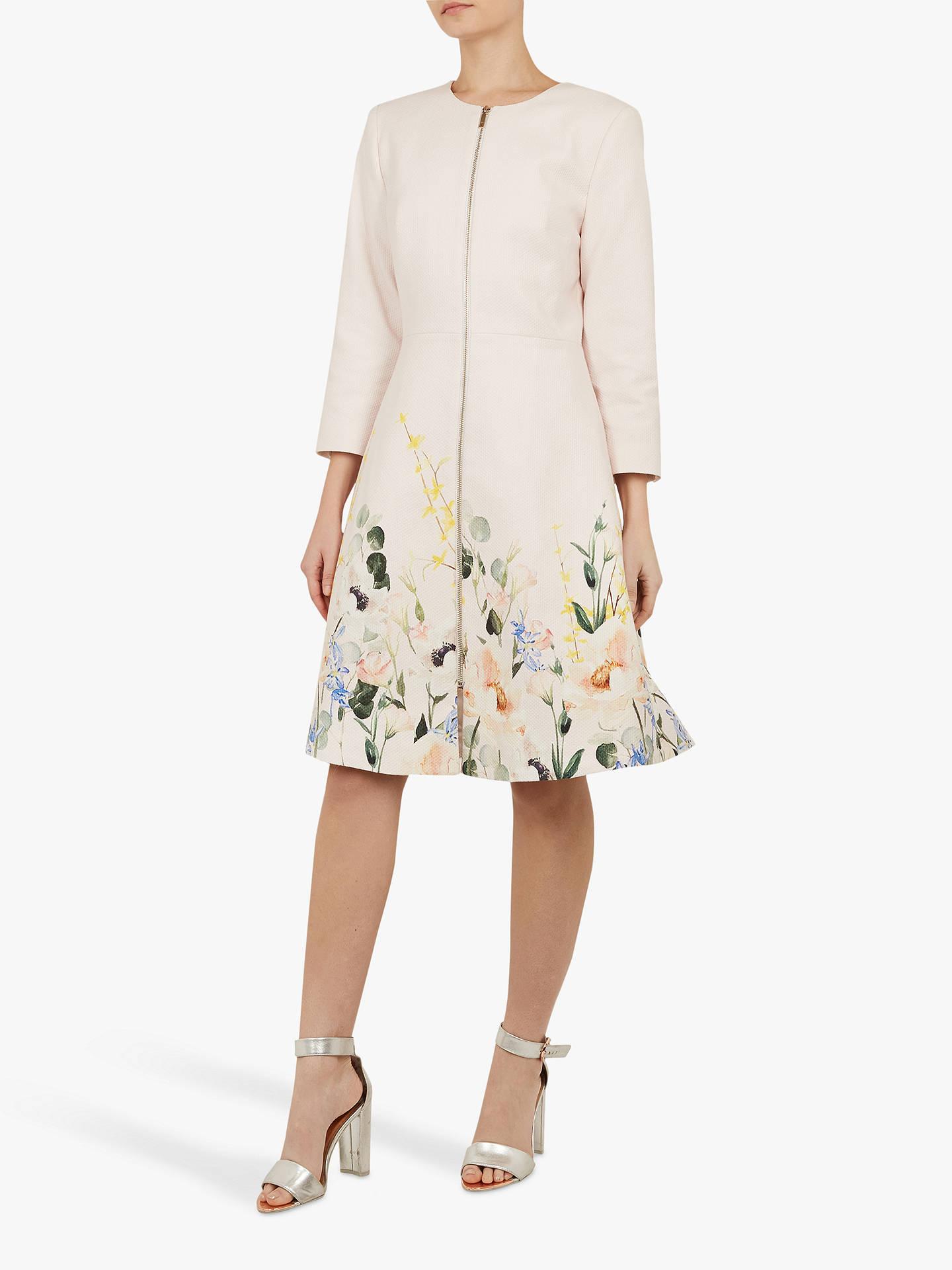 9ca71615a9f1a8 Buy Ted Baker Luluuu Textured Dress Coat