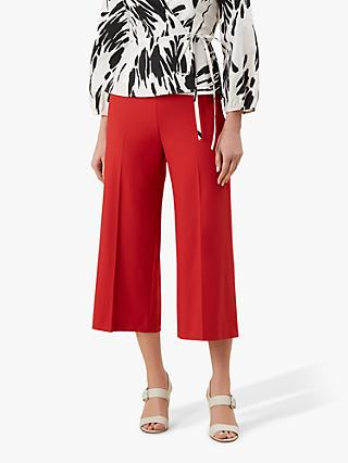 Hobbs Emeria Trousers, Red