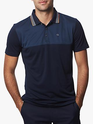 Calvin Klein Golf 39th Street Polo Shirt, Blue