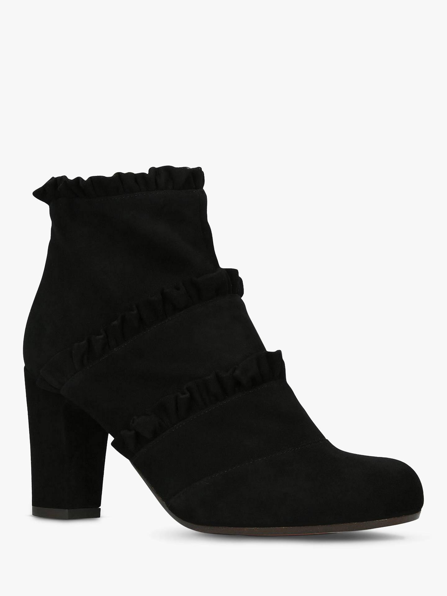 e23cf6d3edff ... Buy Chie Mihara Kaftan Ruffle Block Heel Ankle Boots