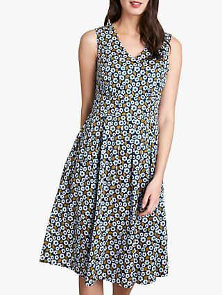 92a0b10f4d Seasalt Picnic Spot Dress, Swatch Floral Light Squid