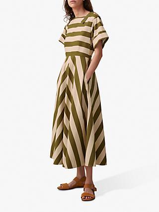 a40aa6174bf Toast Gilot Stripe Dress