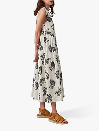 e6824dcba14 Toast Paisley Prnt Tiered Dress