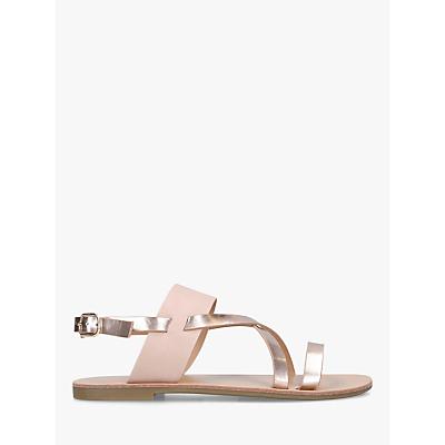 Carvela Brink Strappy Flat Sandals
