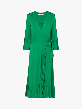 L.K.Bennett Vika Dress, Fern Green