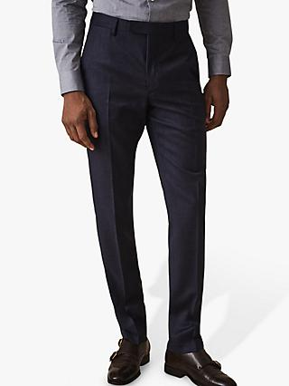 07cda71782b Reiss Crimson Plain Wool Chinos