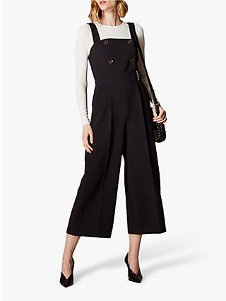 1ba77cd525f2 Exclusive to John Lewis   Partners and Madewell. Karen Millen Tailored  Jumpsuit